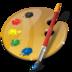 PNG иконка Искусство, палитра, веб-дизайн (400 на 400 пикселей) .