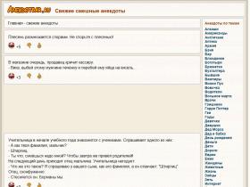Свежие анекдоты самые смешные до слез - anekdotbar.ru
