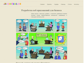 Автоматизация бизнеса в Санкт-Петербурге и по всей России - kentana.ru