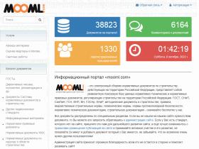 Строительно-информационный портал - mooml.com