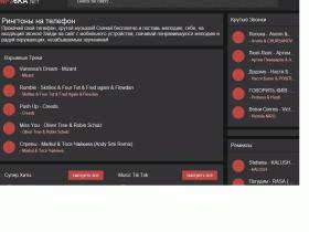 Мптришка - Музыка для ТикТока и на Звонок - mp36ka.net