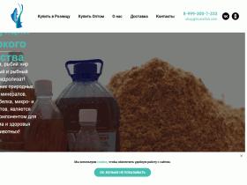 Рыбная мука и Рыбий жир ветеринарный - mukafish.com