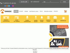 Интернет-магазин офисной мебели - Офкос - ofkos.ru
