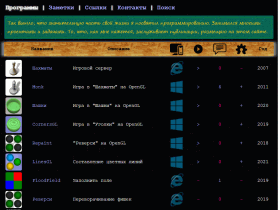 Oldshelf - сборник софта за многие годы - oldshelf.ru
