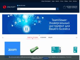 OnlySoft - лицензионнoе программное обеспечение в Украине - onlysoft.ua