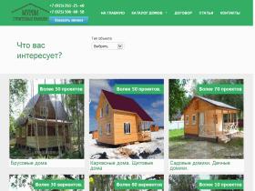 Дачное деревянное строительство - sk-murom.ru