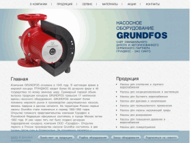 Насосная техника GRUNDFOS - www.pump-selection.ru